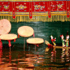 Enjoy Sightseeing by Cyclos Water puppet show & Saigon Dinner cruise