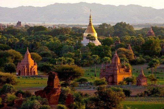 Myanmar Bagan Temples