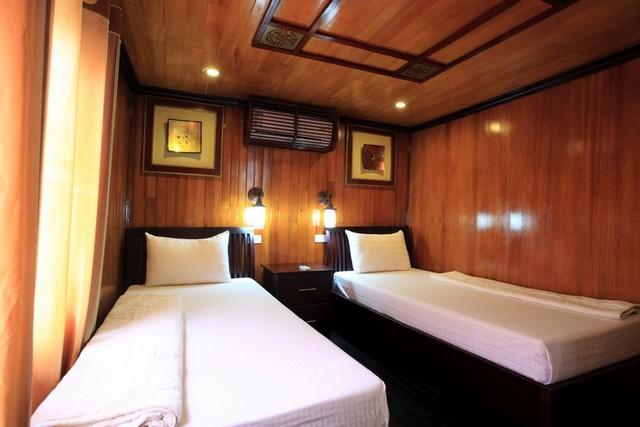 Bai Tho Cruise Cabin