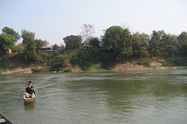 Laos Ban Pako Eco lodge