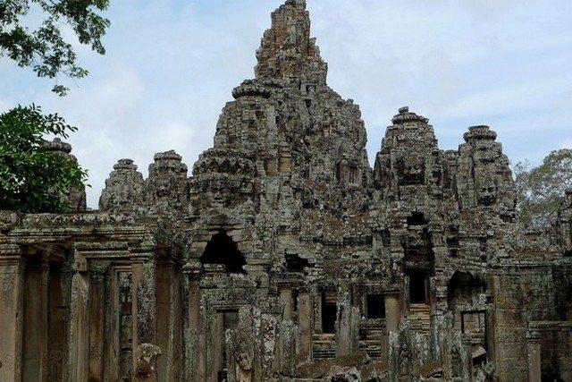 Siem Reap Bayon