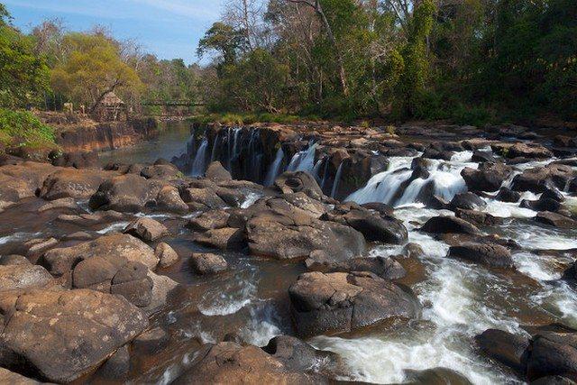 Laos Bolaven Plateau