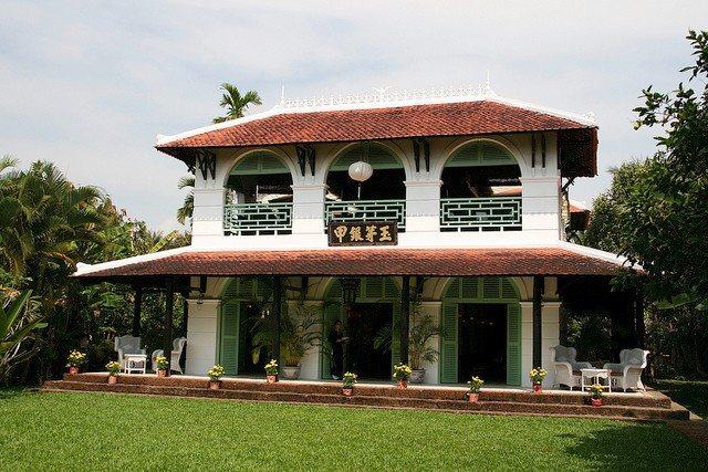 Phu An Village: Restaurant