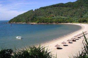 Hue  Da Nang  Hoi An beach