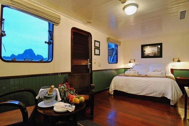 Emeraude Classic Cabin