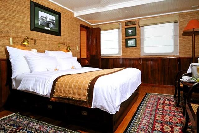 Emeraude Classic Captain's Suite