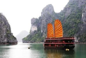 Ginger Cruise Halong Bay