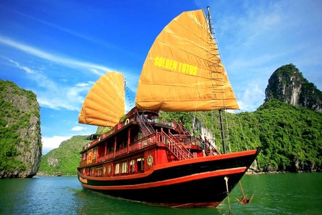 Golden Lotus Cruise