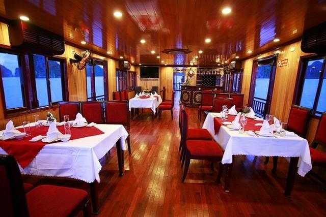 Golden Lotus Cruise Restaurant