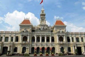 Ho Chi Minh city tours (half day)
