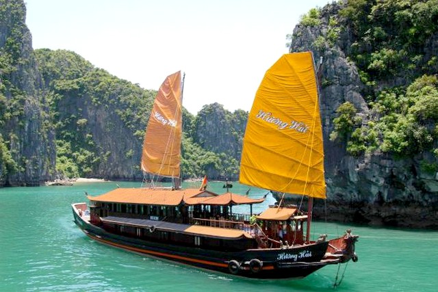 Huong Hai Junk Cruises
