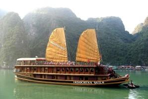 Indochina Sails Junk