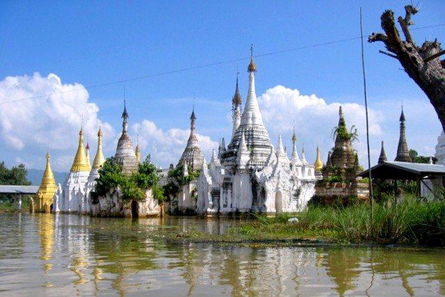 Myanmar Inlay Lake