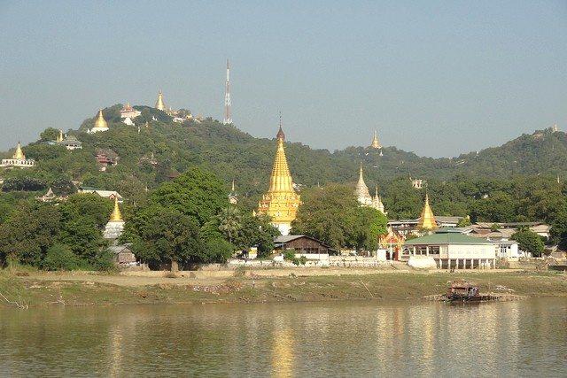 Myanmar Irrawaddy river