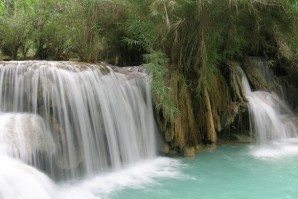 Kuang Si Waterfalls Tour