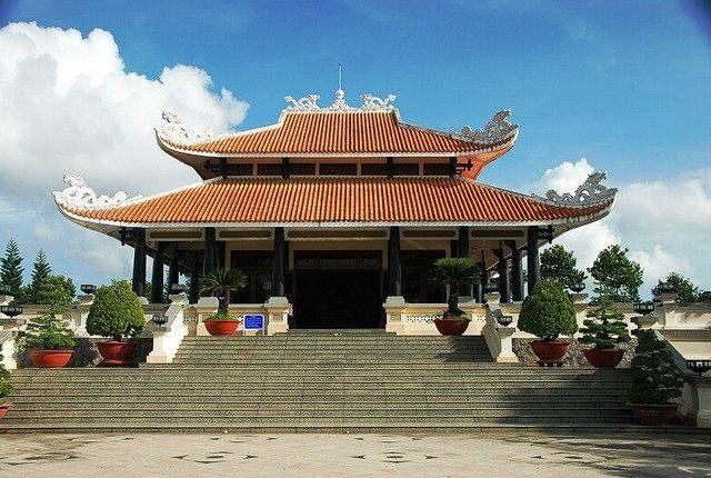 LongXuyen TonDucThang museum
