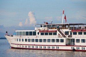 Mandalay – Bagan Cruise