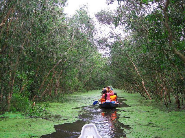 Mekong Delta TraSu 1