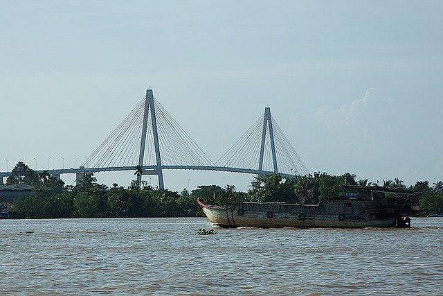 Rach Mieu Bridge