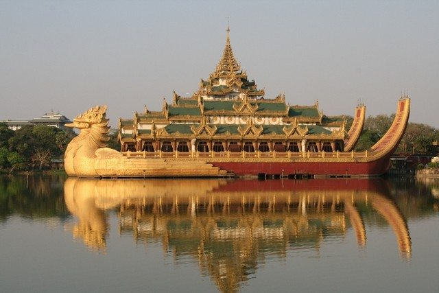 Myanmar karaweik hall