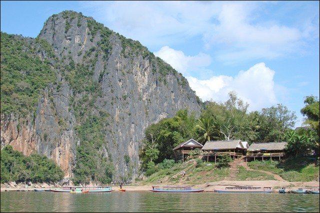 Laos Nam Ou River