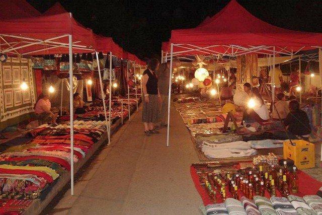 Laos Night Market