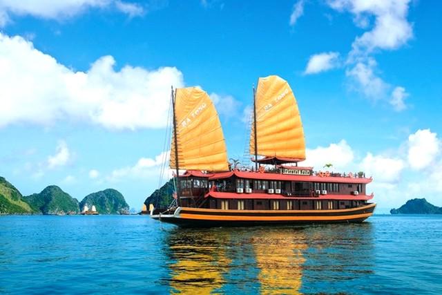 Oriental Sails Cruise