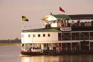 Chidwin Cruise Pandaw