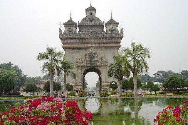 Vientiane Patuxay
