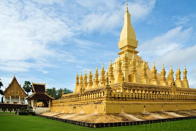 PhaThatLuang Laos