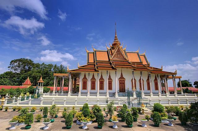 PhnomPenh SilverPagoda