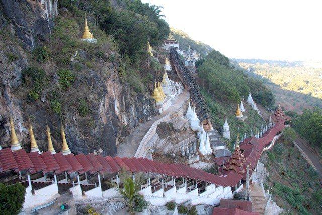 Myanmar Pindaya Caves