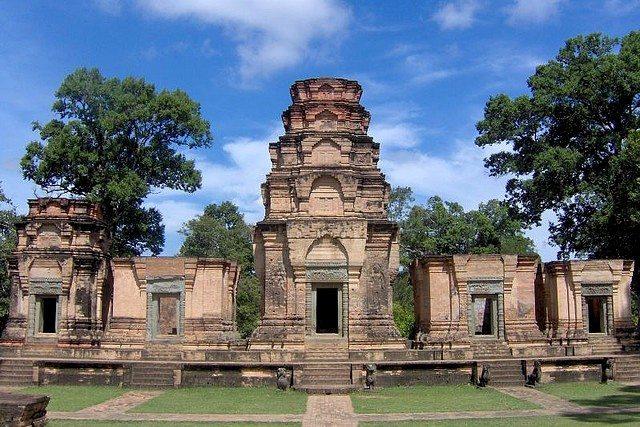 Siem Reap Prasat Kravan