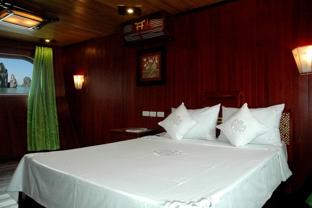 Red Dragon cruises Cabin