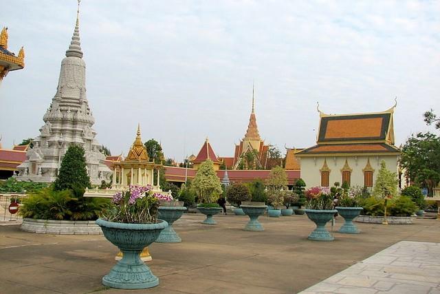RoyalPalace PhnomPenh