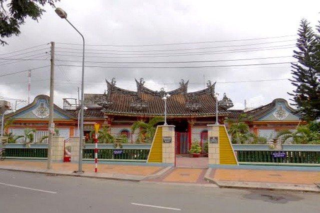 Sadec KienAncung pagoda