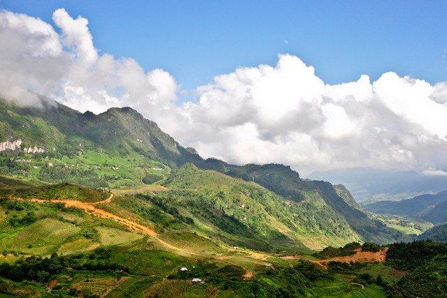 Sapa scenery