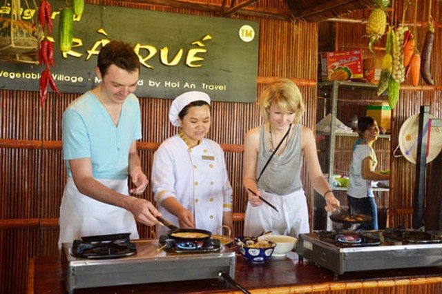 Tra Que - Cooking - Class