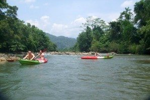 VangVieng_Kayaking