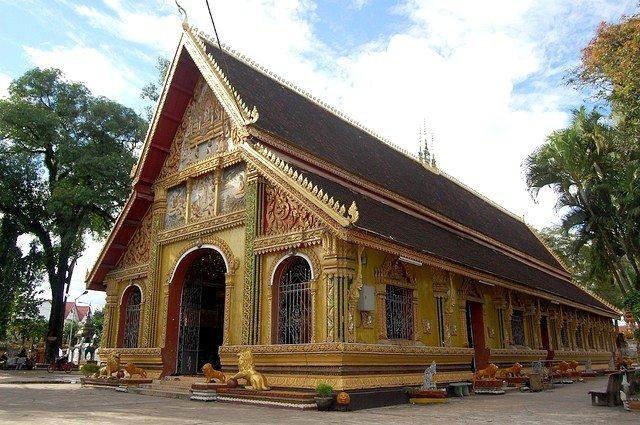 Vientiane Wat Si Muang