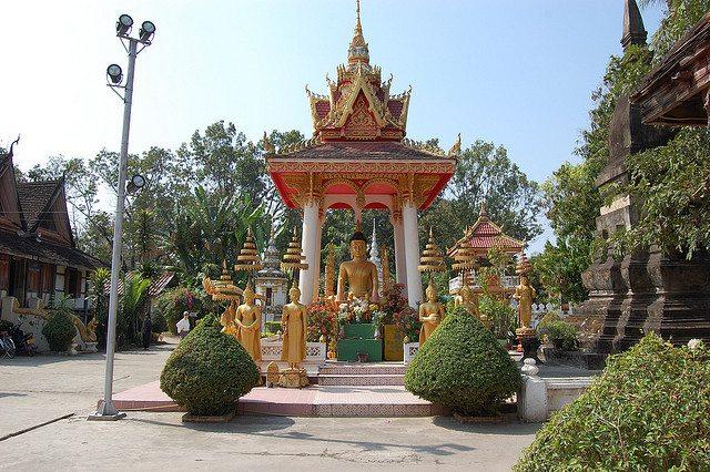 Laos Wat Sisaket