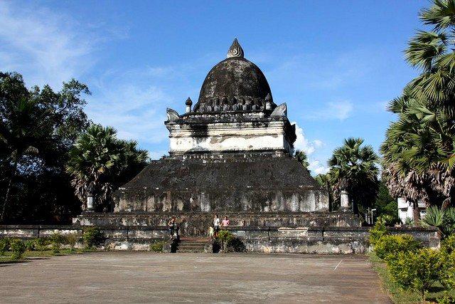 Laos Wat Visoun