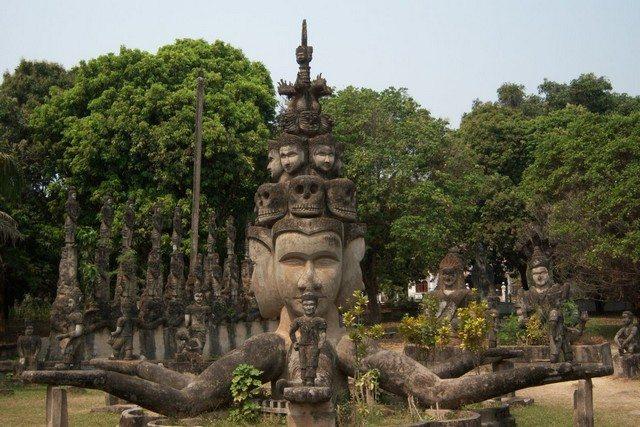 Xieng Khouang Laos  City new picture : laos plain of jars laos wat prakeo laos wat sisaket