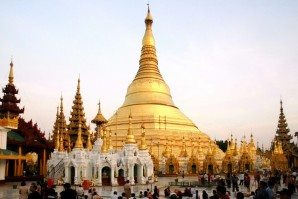 Heritages of Myanma