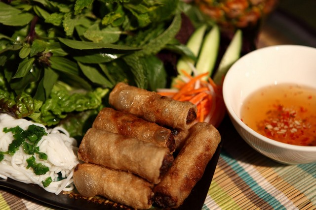 Travelling to Vietnam Tips Advice and Useful InformationVietnamese Fried Spring Rolls