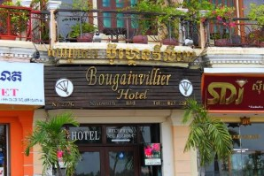 Bougainvillier PhPenh Hotel