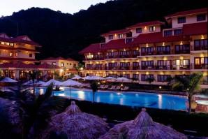 Catba Sunrise HP Resort