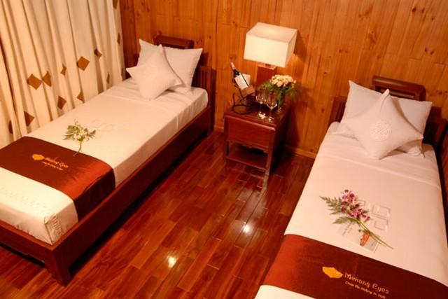 Mekong Eyes Cruise Room
