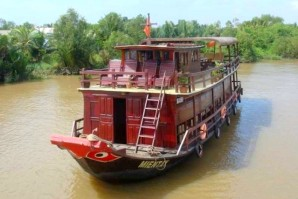 Mien Tay Sampan Mekong Cruise 3 days
