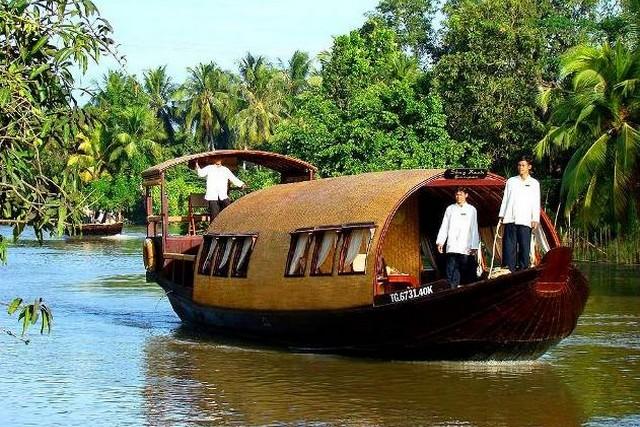 Song Xanh Mekong Cruise